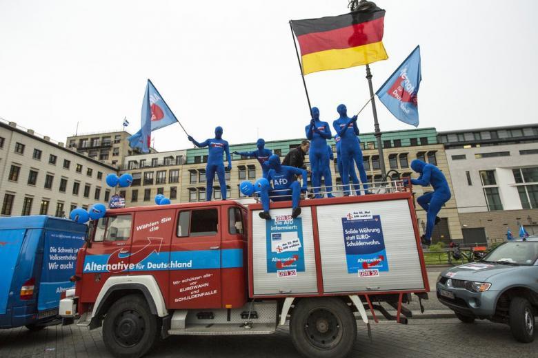 «Альтернатива для Германии» распространяет фейковые новости фото 1