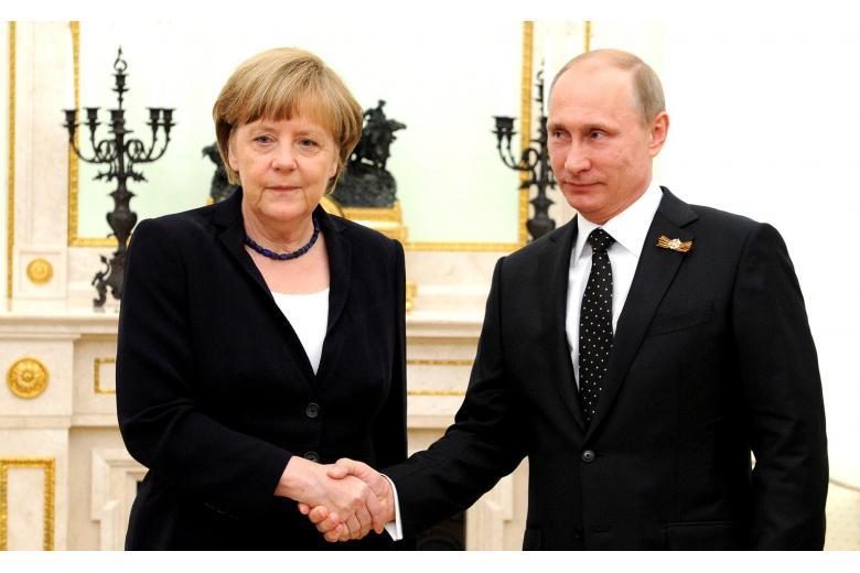 Германия поддержит строительство «Северного потока-2» в обход Украины фото 1