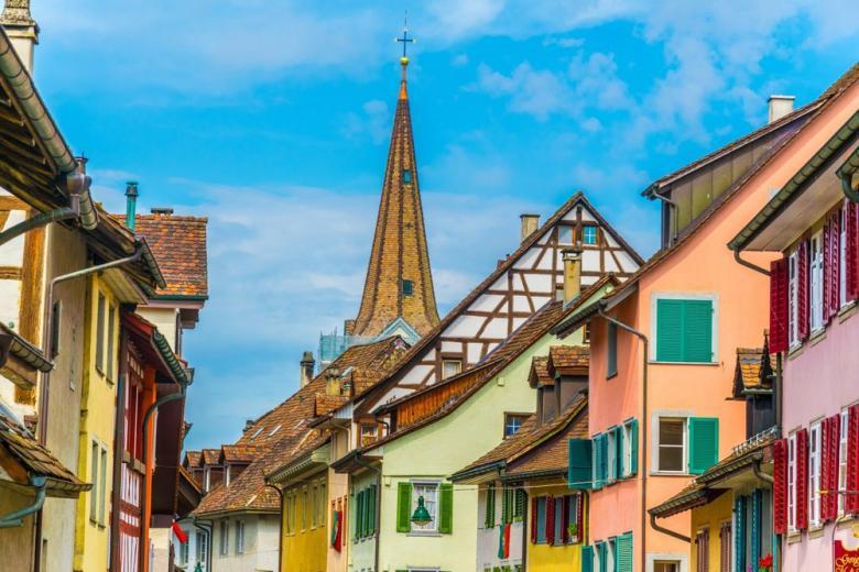 Какие немецкие города богаче всех стран мира? фото 1