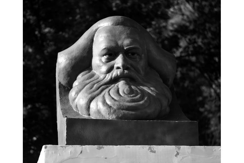 В Германии появится Карл Маркс made in China фото 1