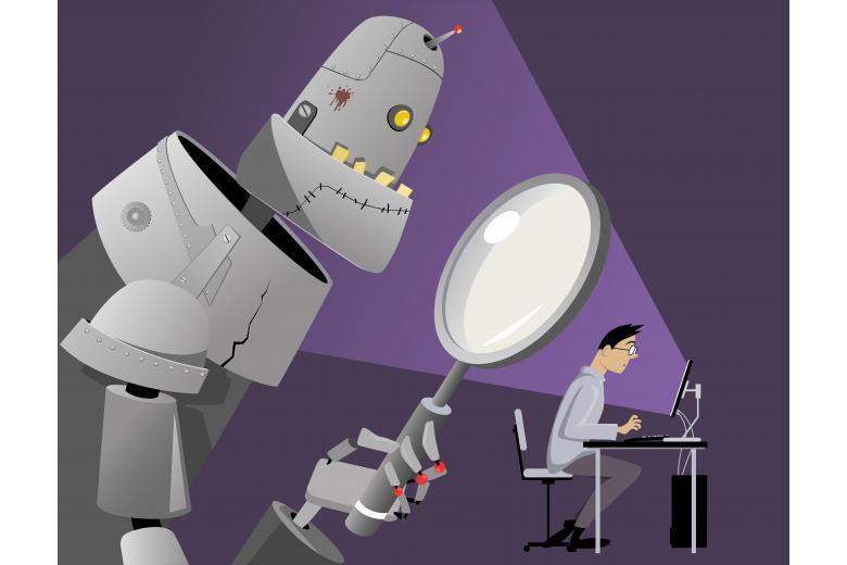 Теперь увидим всё: немецкие ученые создали для роботов «орлиные глаза» фото 1