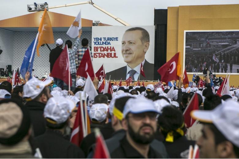 FAZ: обвинения Эрдогана в пособничестве Германии РПК безосновательны фото 1