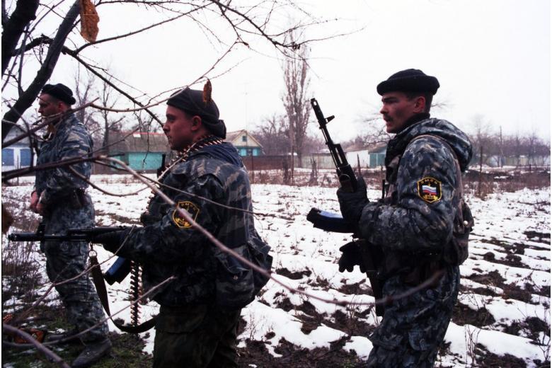 «Самый безопасный регион России»: ночью чеченцы убили 6 русских солдат фото 1