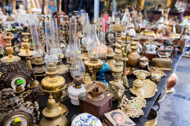 Блошиный рынок фото 1