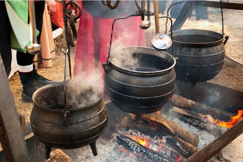 Что ели немцы 500 лет назад? фото 1