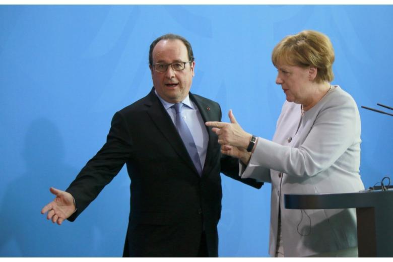 Меркель: из Евросоюза больше никто не выйдет фото 1