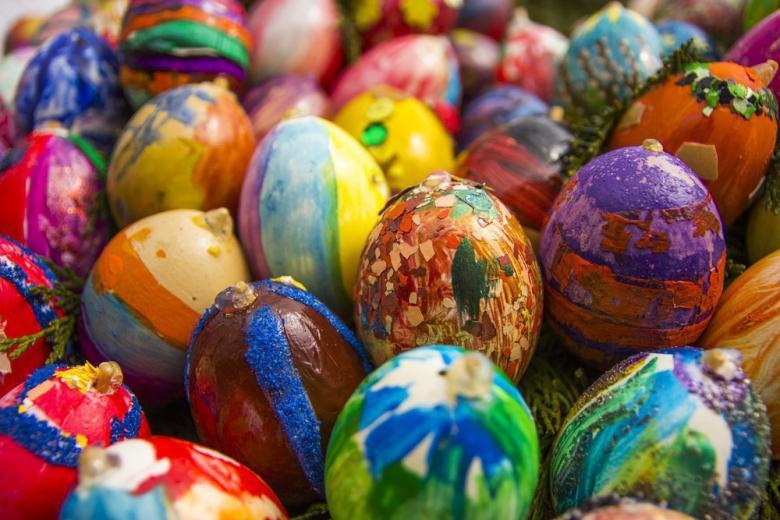 Пасхальные яйца… фото 1