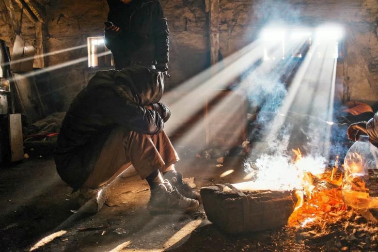 Почему горят лагеря для беженцев? фото 1