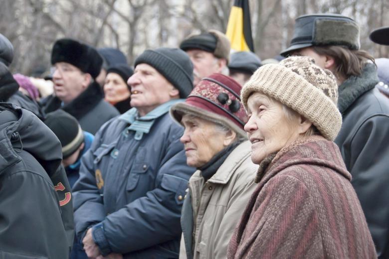 На выборах в Бундестаг будут голосовать одни пенсионеры? фото 1