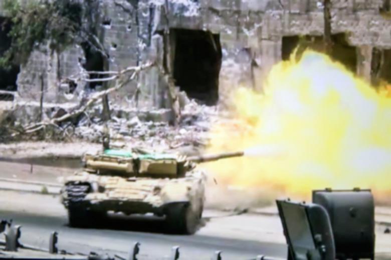 ФРГ выделит более миллиарда евро для пострадавших в Сирии фото 1