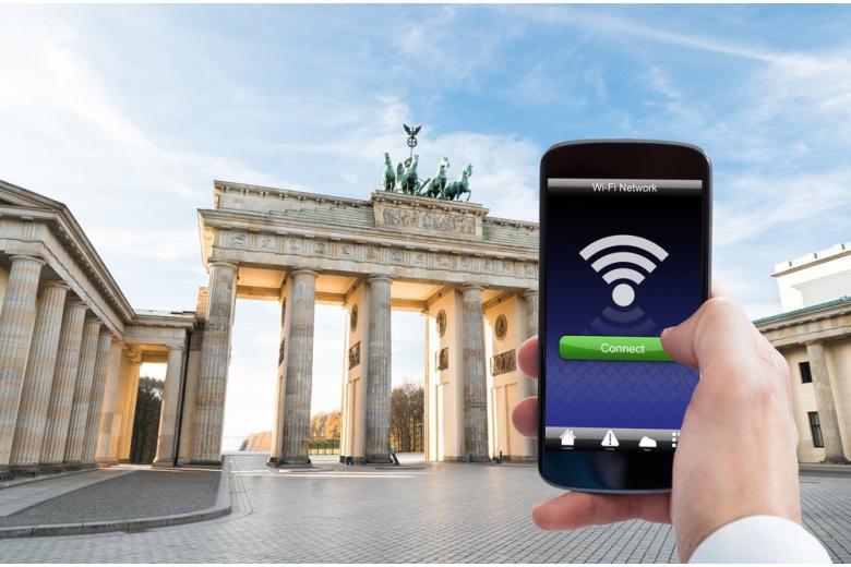 Берлин на связи: столицу наводнил бесплатный Wi-Fi фото 1