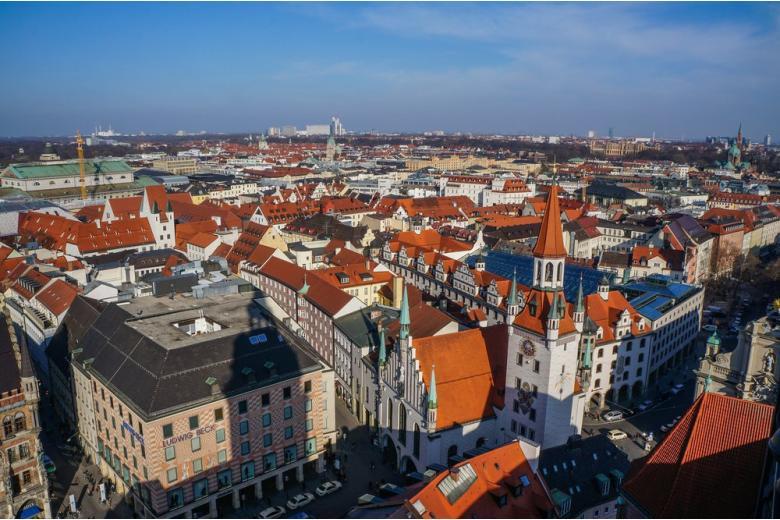 Тенденция: 60% жителей Германии работают не там, где живут фото 1