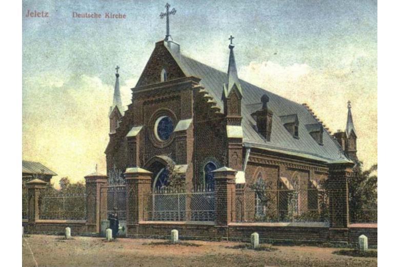 Храмы немецких колонистов в России нуждаются в реставрации фото 1