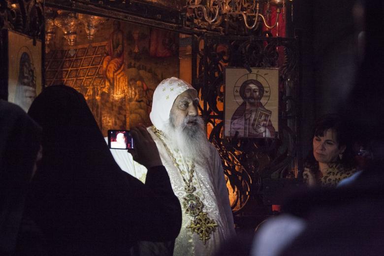 Взрывы возле православных храмов в Египте фото 1