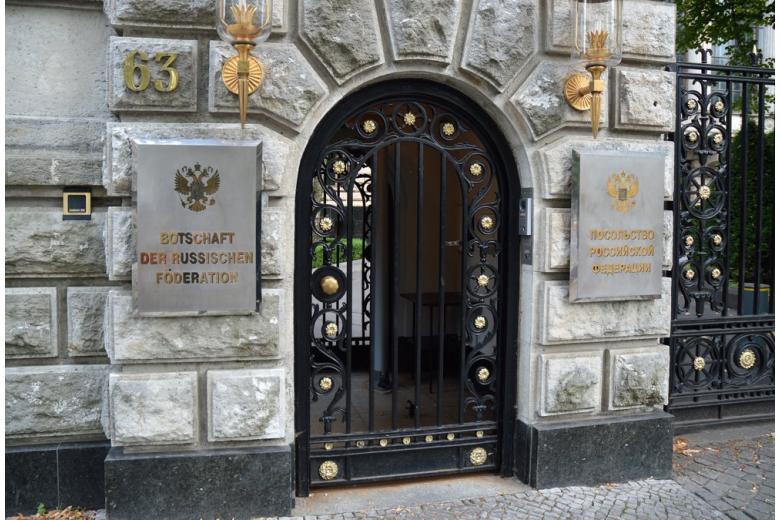 Беженец планировал совершить теракт у посольства России в ФРГ фото 1