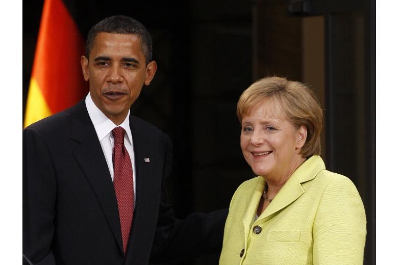 Барак Обама приедет в мае в Берлин фото 1