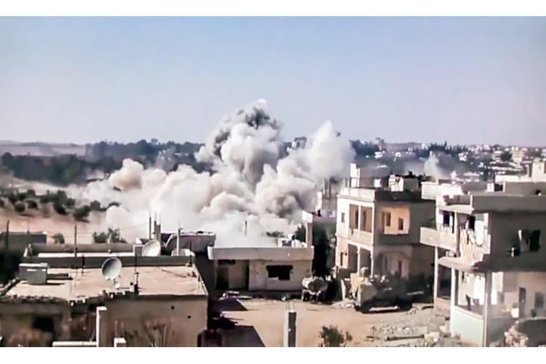 В  России знали о будущей химической атаке в Сирии фото 1