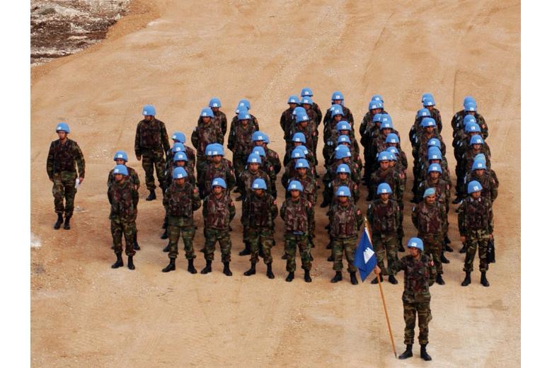 Германия отправит «голубые каски» в Сирию фото 1