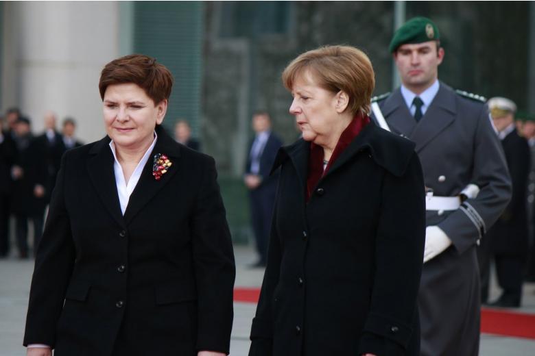 Ангела Меркель и Беата Шидло встретятся в Ганновере фото 1
