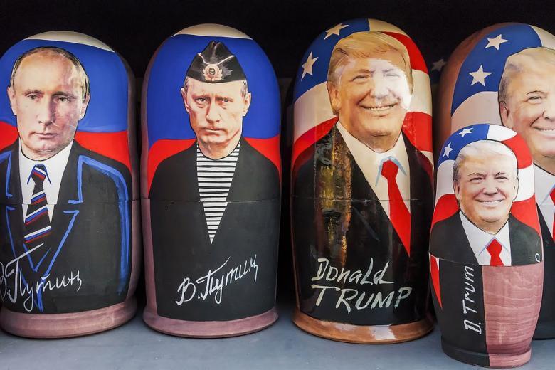 Интрига наших дней: будут ли дружить Трамп и  Путин? фото 1