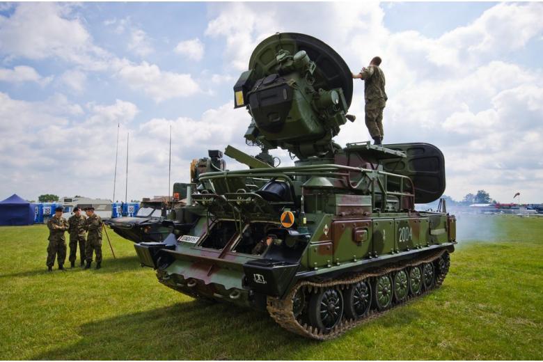 В Латвии появилась мобильная радарная техника из Германии фото 1