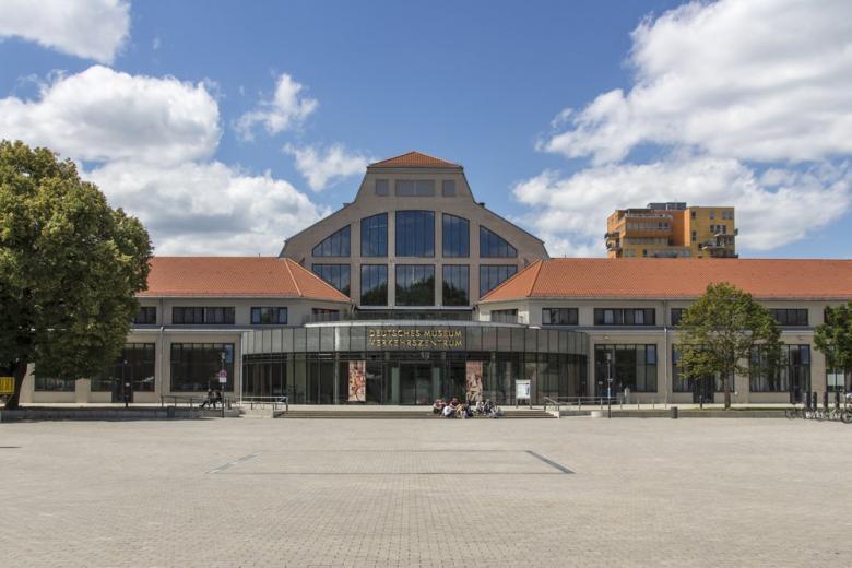 Немецкий музей достижений естественных наук и техники в Мюнхене фото 1