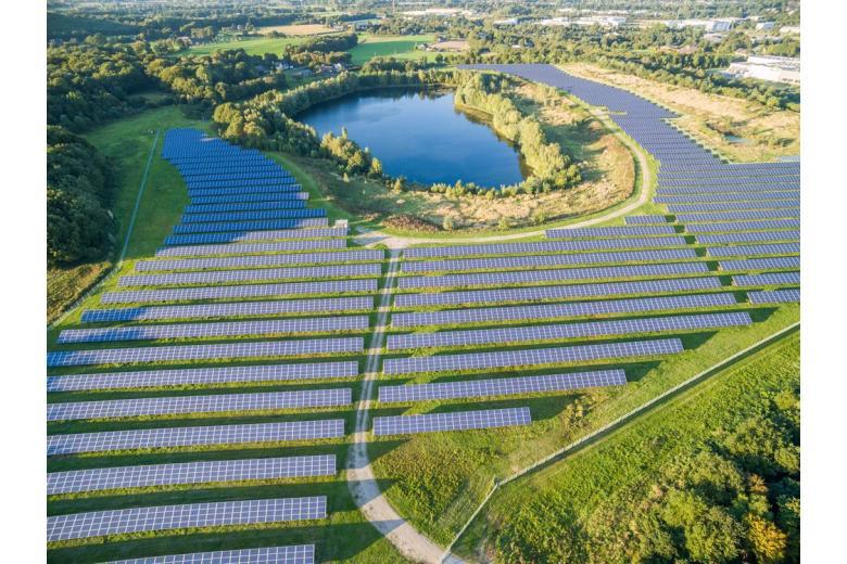 «Зеленая» Германия: новые рекорды альтернативной энергетики фото 1