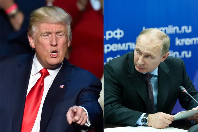 Путин и Трамп обменялись обвинениями фото 1