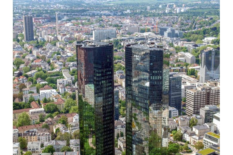Соединенные Штаты опять штрафуют Deutsche Bank фото 1