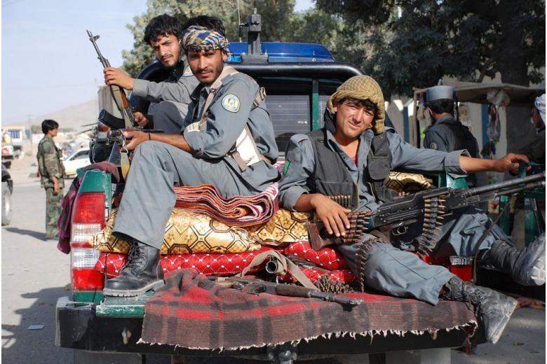 В Афганистане убили гражданку ФРГ фото 1