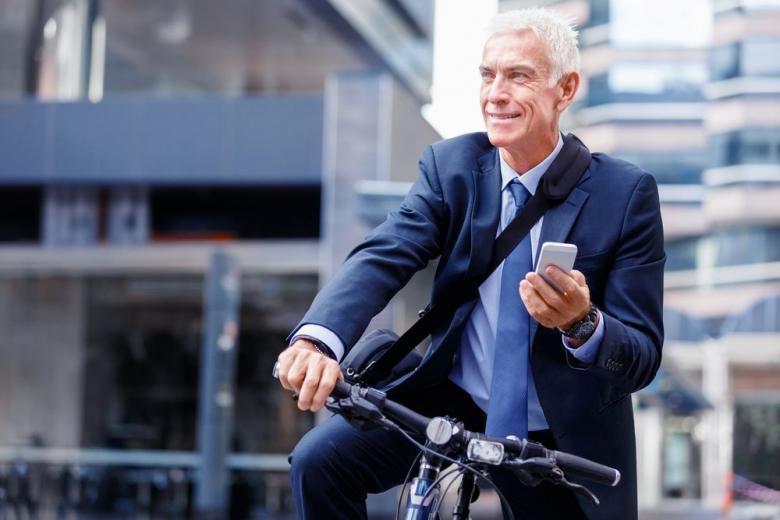 На работу на велосипеде: как немцы отказываются от авто фото 1