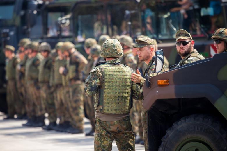 В немецкой армии снова пропадает оружие фото 1