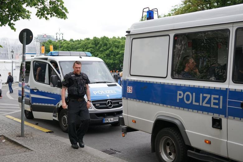 За что штрафуют на улицах Германии? фото 1