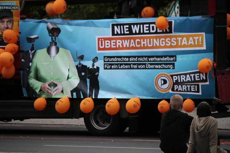 Семь немецких политических партий, о которых вы никогда не слышали фото 1