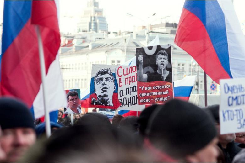 В Германии вручили премию имени Бориса Немцова фото 1
