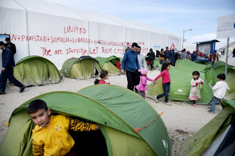 В Германии обсудили проблемы детей-беженцев фото 1
