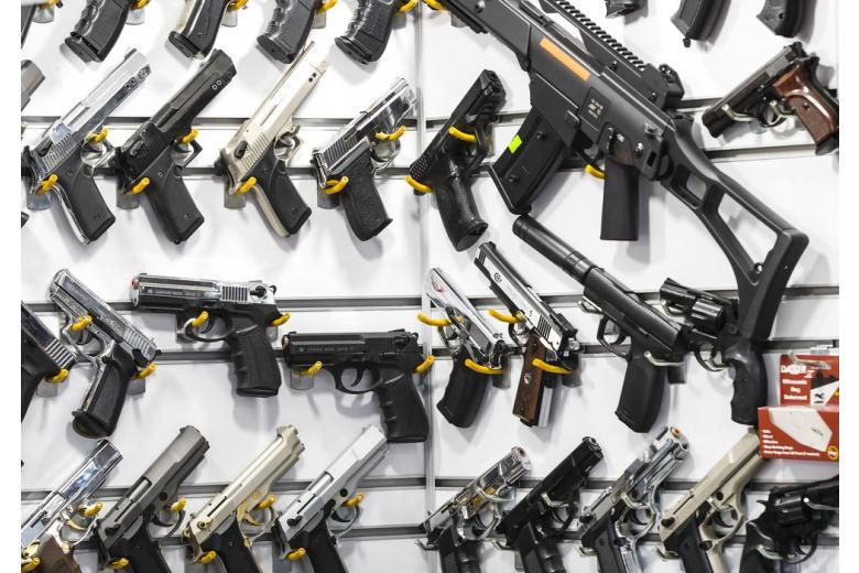 Мнимое сокращение торговли оружием в отчете Минэкономики ФРГ фото 1