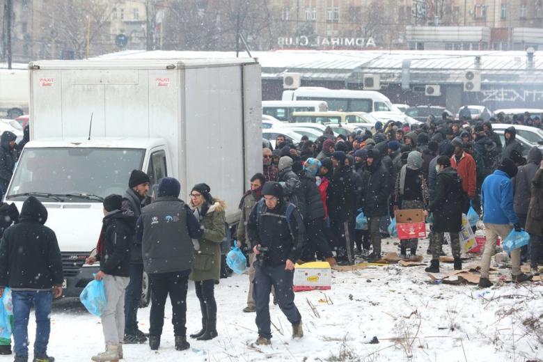 Беженцы: долгий путь к «европейской мечте» фото 1
