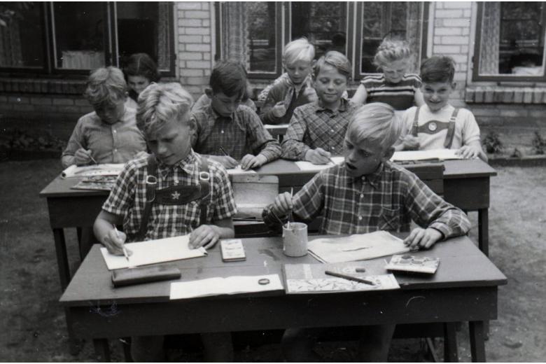 Германия не готова к  увеличению количества школьников фото 1
