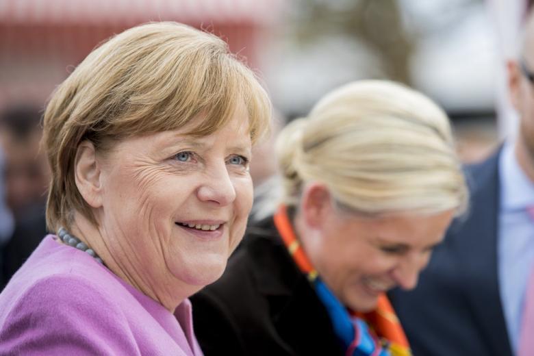 Многогранная Меркель: сильный политик, физик, патриот и хозяйка фото 1
