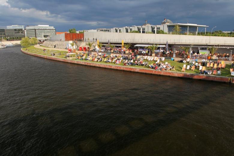 Берлин – город чистых пляжей фото 1