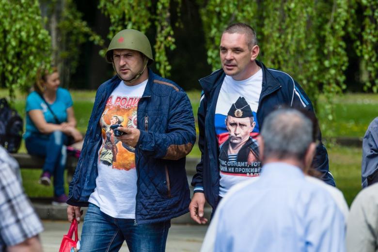 «Зеленые» поддерживают санкции против РФ и интеграцию выходцев из России фото 1