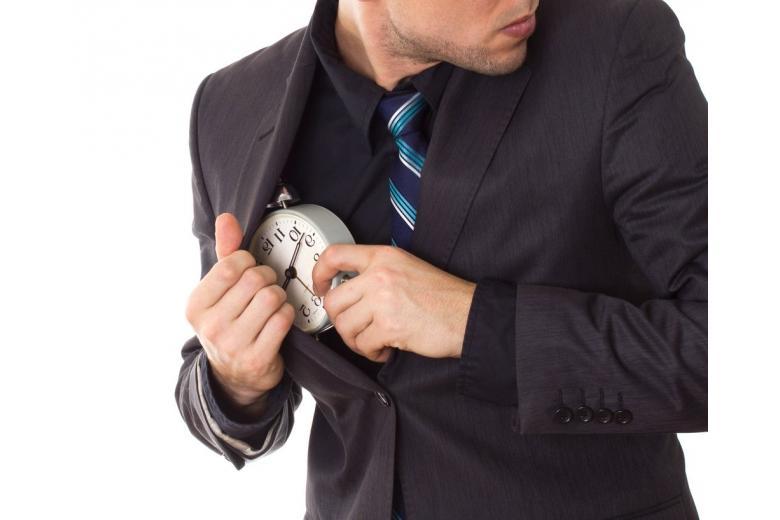 «Похитители времени на работе»: как повысить личную эффективность? фото 1