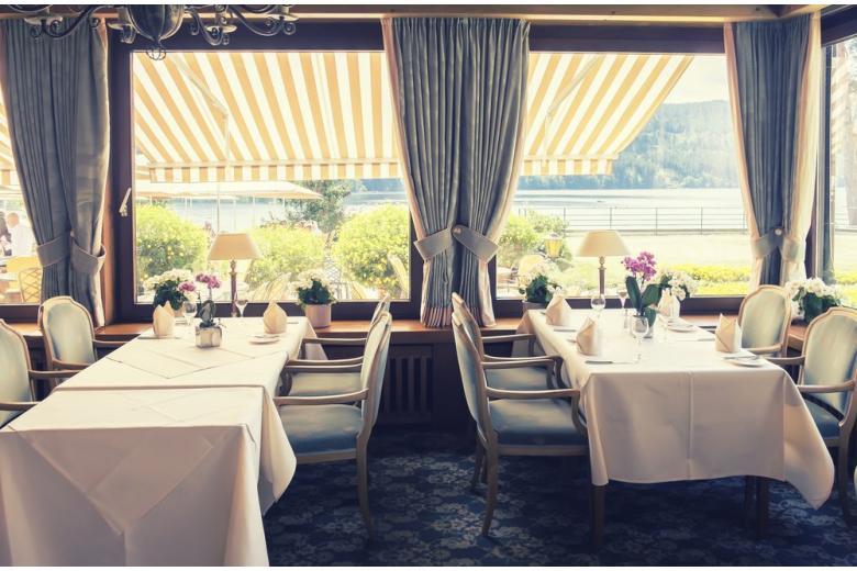 Скандал в одном из лучших ресторанов Германии фото 1