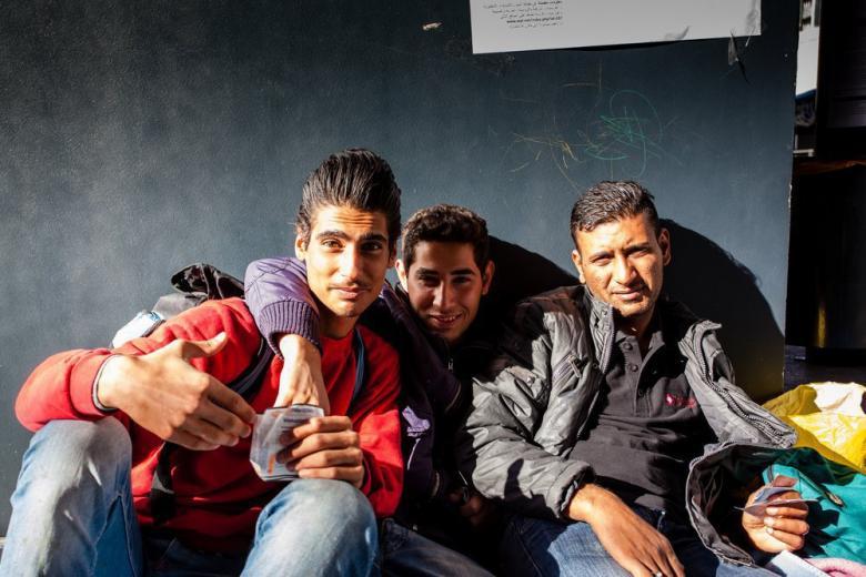 Гамбургская атака вызвала новую волну споров о беженцах фото 1