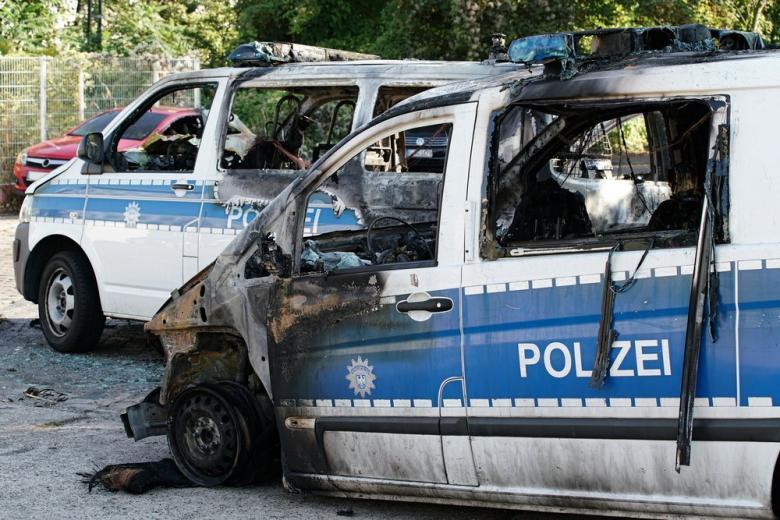 В Германии не хватает судей и полицейских фото 1