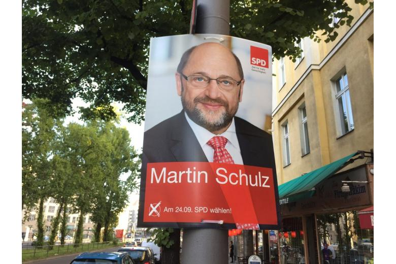 Как Шульц собирается обойти Меркель? фото 1