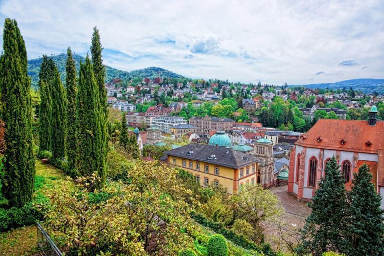 Любимый курорт русской знати Баден-Баден фото 1
