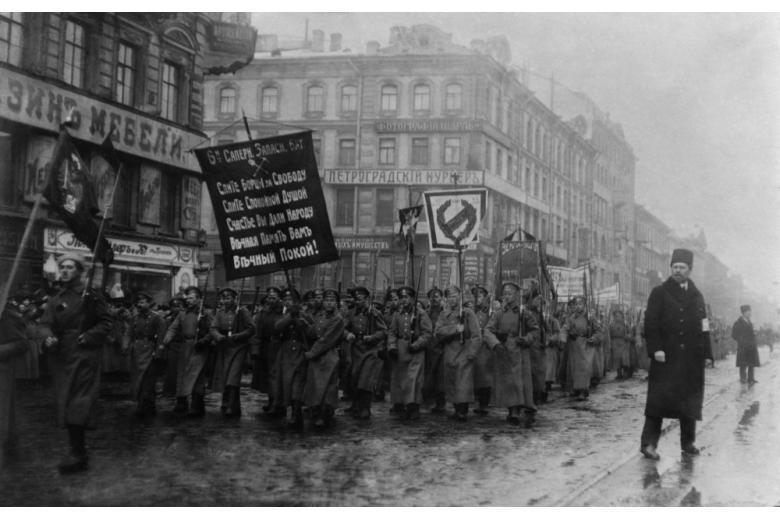 Массовая эмиграция русских в Германию после Октябрьской революции фото 1