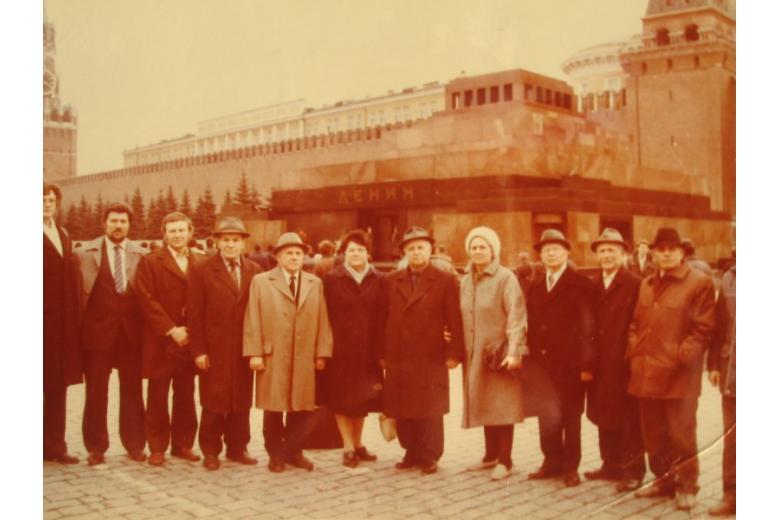 Иван Кроневальд и национальное движение советских немцев фото 1